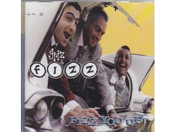 CD Griz n' Fizz-Fizz You Up