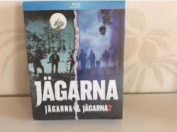 JÄGARNA 1 2 (Blu-ray). Ny, inplastad Box. - Göteborg - JÄGARNA 1 2 (Blu-ray). Ny, inplastad Box. - Göteborg