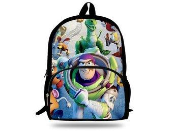 Ryggsäck tecknad barn flickor pojkar skolväska Ryggsäck Toy Story 135c7223517ad
