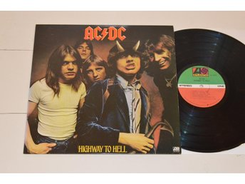 AC/DC - Highway To Hell (Atlantic US 1979) ***MINT***