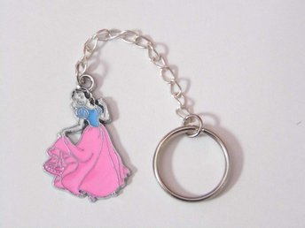 Snow White nyckelring / Snow White keyring
