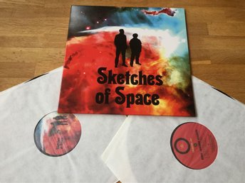 2LP: Aybee / Afrikan Sciences - Sketches of space (2014 future jazz deep house)