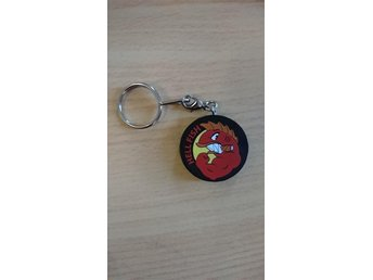 Hell Fish - Simpsons 25th Anniversary Keychain