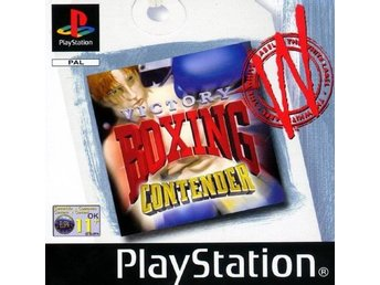 Victory Boxing Contender - White Label - Playstation