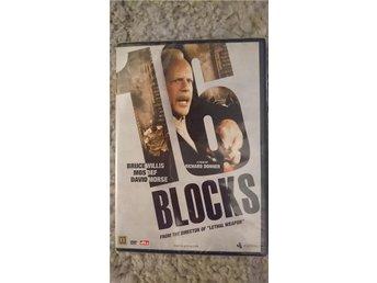 16 Blocks NY DVD - Mölndal - 16 Blocks NY DVD - Mölndal