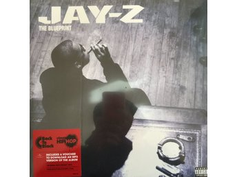 JAY-Z - THE BLUEPRINT 2-LP GATEFOLD + MP3 DOWNLOAD NY
