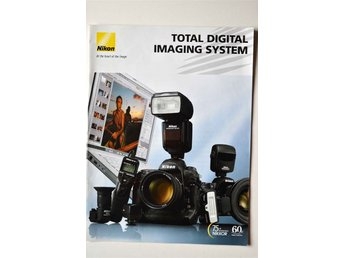 NIKON. Total digital imaging system