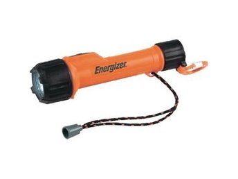 Energizer LED-Ficklampa 65 lm Svart / Orange