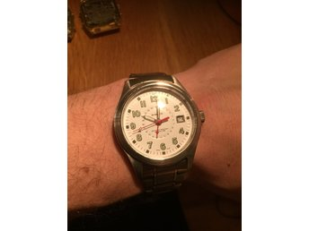 Mondaine M-Watch, Alarm Quartz