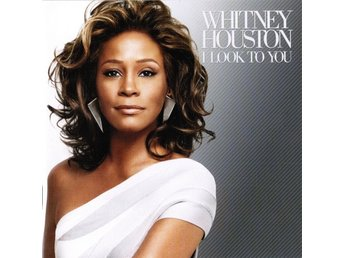 Whitney Houston - I Look To You (CD, Album)