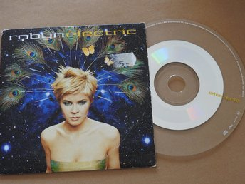Robyn - Electric CD Single 1999