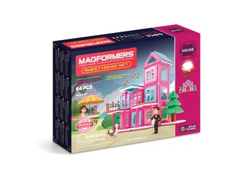 Magformers Sweet House Set med LED