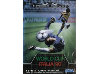 World Cup Italia 90 - Megadrive