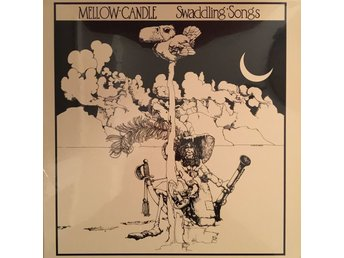 MELLOW CANDLE - SWADDLING SONGS NY 180G LP GATEFOLD