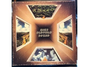 MIKE OLDFIELD - Boxed   4LP Virgin UK   inkl. booklet