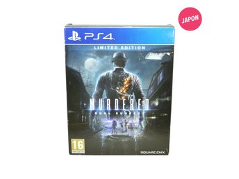 Murdered: Soul Suspect Limited Edition (EUR / PS4)