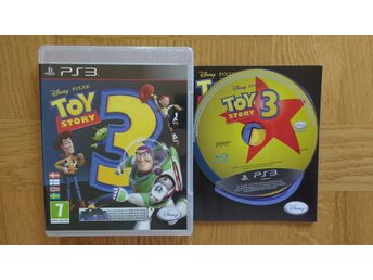 PlayStation 3/PS3: Toy Story 3 (på svenska)