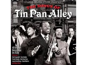 Songs Of Tin Pan Alley (2 CD)