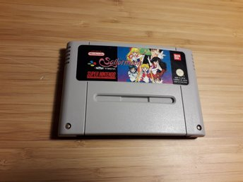 Sailor Moon - Super Nintendo, SNES
