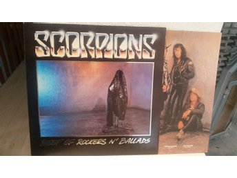 Scorpions - Best of rockers n´ ballads