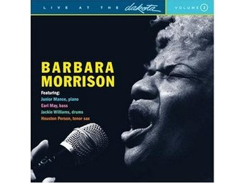 Barbara Morrison - Live at the Dakota - CD