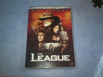 The League (2-disc Special Edition), Sean Connery