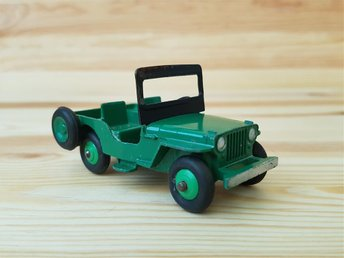 JEEP DINKY TOYS
