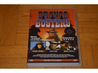 Bronco Busters - Gone with the West ( Sammy Davis Jr James Caan ) - 1975 - DVD