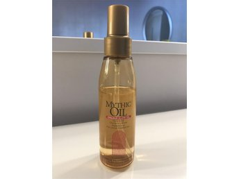 "Mythic Oil & ""Percy Reed volumising no oil Oil"""