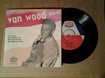 Van Wood quartet - Mia Cara Carolina + 3