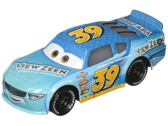 Buck Bearingly - Viewzeen - Disney Cars 3 - Bilar - Nyhet