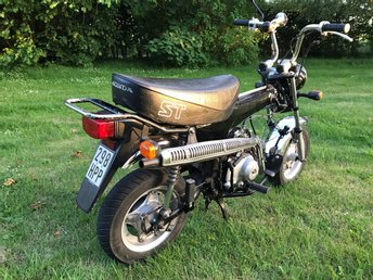 Honda Dax monkey bike