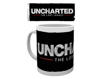 Mugg - Spel - Uncharted The Lost Legacy Logo (MG2407)