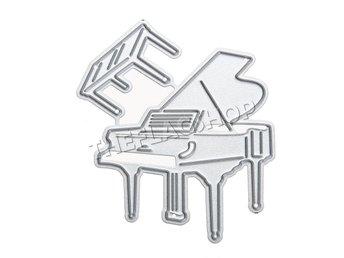Piano Flygel Cutting Dies Scrapbooking Stans Metall Stansar Die Cut Ramar Kort - Hong Kong - Piano Flygel Cutting Dies Scrapbooking Stans Metall Stansar Die Cut Ramar Kort - Hong Kong