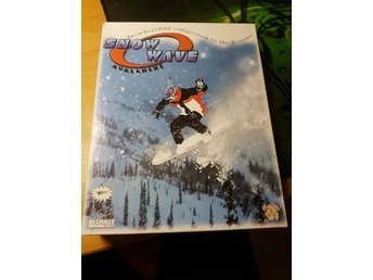 Snow Wave Avalanche PC 1998