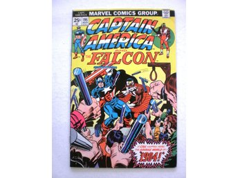 US Marvel - Captain America vol 1 # 195 in 5.0