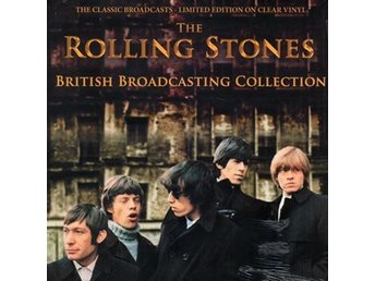 Rolling Stones: British broadcasting collection (Vinyl LP)