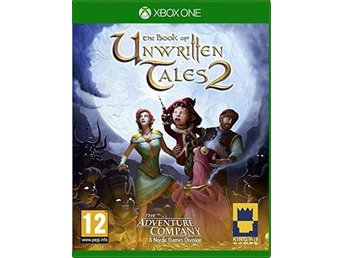 Book of Unwritten Tales 2 (XBOXONE)