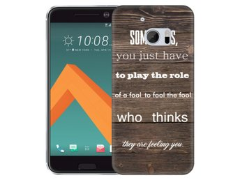 HTC 10 Skal Fooling You