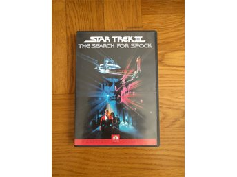 Star Trek 3: The Search for Spock, DVD