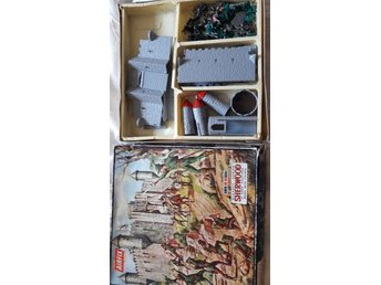 "Airfix ""sherwood"" playset"