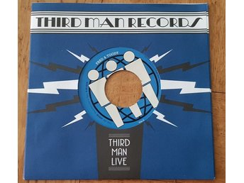 FRED & TOODY - Third Man Live (Third Man Records, Jack White)