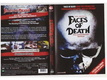 Faces of Death, DVD