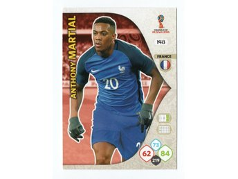 2018 Panini Adrenalyn XL FIFA World Cup Russia Anthony Martial