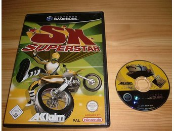 GameCube: SX Superstar
