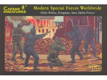 Modern ..... SPECIAL FORCES
