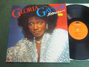 "Gloria Gaynor ""Stories"""