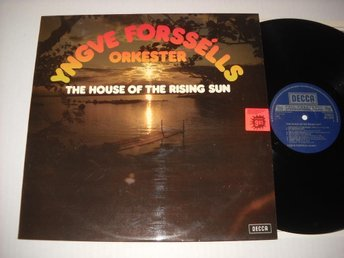 "Yngve Forssells orkester ""The House Of The Rising Sun"""