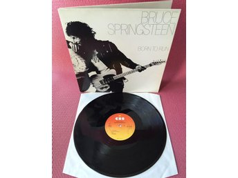 BRUCE SPRINGSTEEN - BORN TO RUN EX - Stockholm - BRUCE SPRINGSTEEN - BORN TO RUN EX - Stockholm