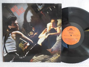 WILLY DeVILLE - MIRACLE - POLYDOR 833 669-1 - Helsingborg - WILLY DeVILLE - MIRACLE - POLYDOR 833 669-1 - Helsingborg